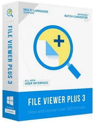 File Viewer Plus 3.3.0.74 Crack + Key Download