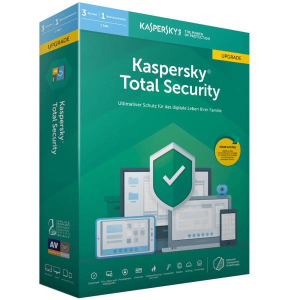 Kaspersky Total Security 2020 Activation Code + Crack {Latest}
