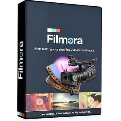 Wondershare Filmora Video Editor Crack